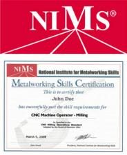 Amatrol's CNC Machine Operator Program