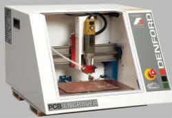 Denford PCB Engraver