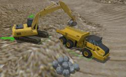 Cost Effective Simulation for Training Heavy Equipment Operators