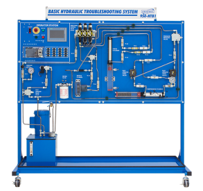 Hydraulic Skills Educational Equipment