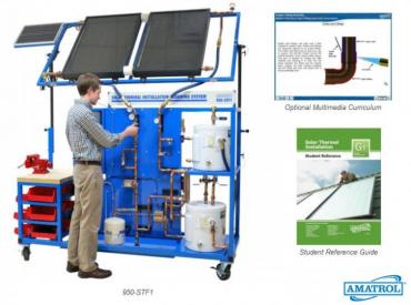 Solar Thermal Installation Learning System (950-STF1)