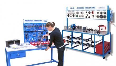 Amatrol's Mechanical Training Systems
