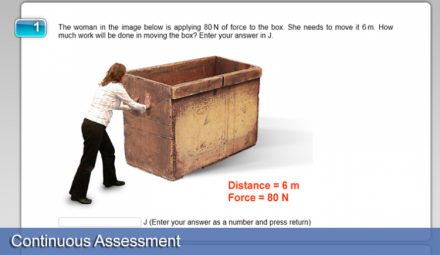 A comprehensive learning management system provides competency-based performance tracking