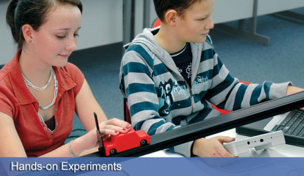 Hands-on activities linked to theoretical resources allow users to develop practical skills