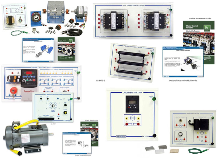Upgrade Your Amatrol Electric Motor Control Training Tech Labs